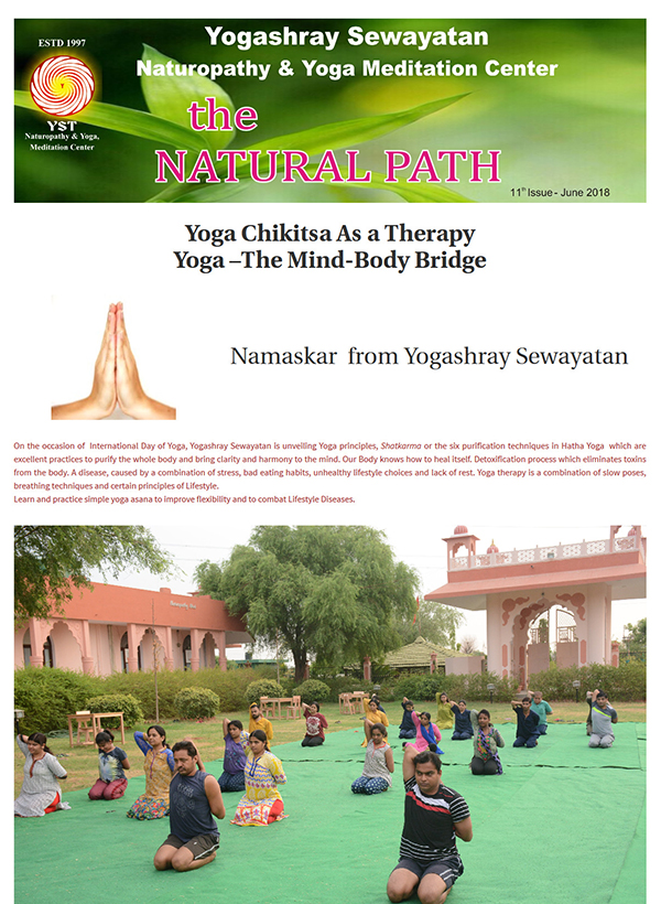 Yoga Chikitsa As a Therapy