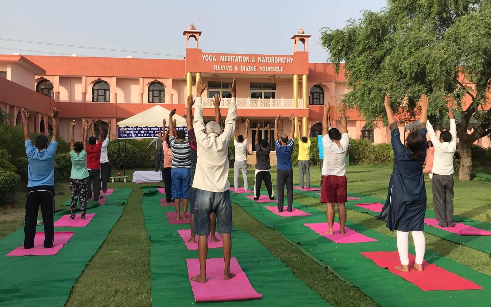 Yogashray Sewayatan Jaipur