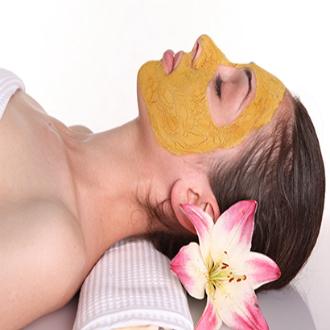 Turmeric Honey Pack Treatment