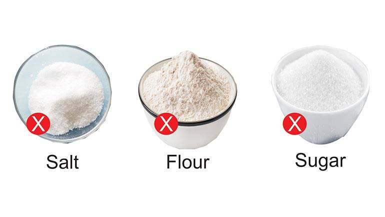 Three White Ingredients Causing Threat To Health